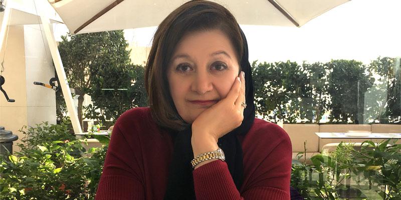 گیتی خوشدل ، مترجم و شاعر ایرانی