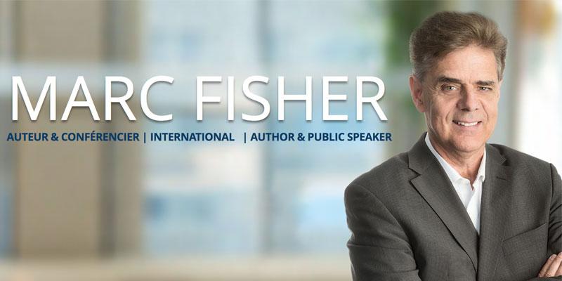 مارک فیشر (Marc Fisher) نویسنده کانادایی