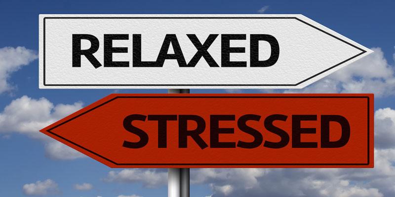 آرامش یا استرس؟