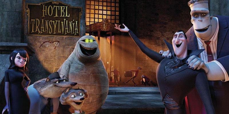 معرفی انیمیشن: هتل ترانسیلوانیا ۱
