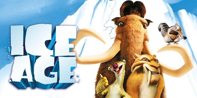 معرفی انیمیشن: عصر یخبندان (Ice Age)