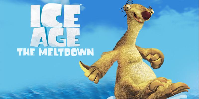 معرفی انیمیشن: عصر یخبندان: ذوب (Ice Age: Meltdown)