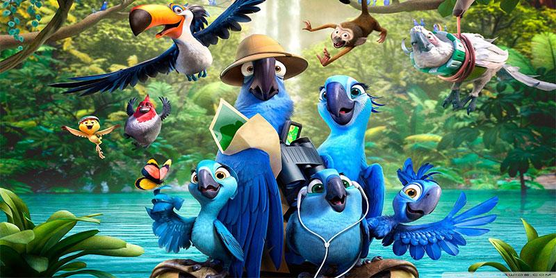 معرفی انیمیشن: ریو ۲ (Rio 2)