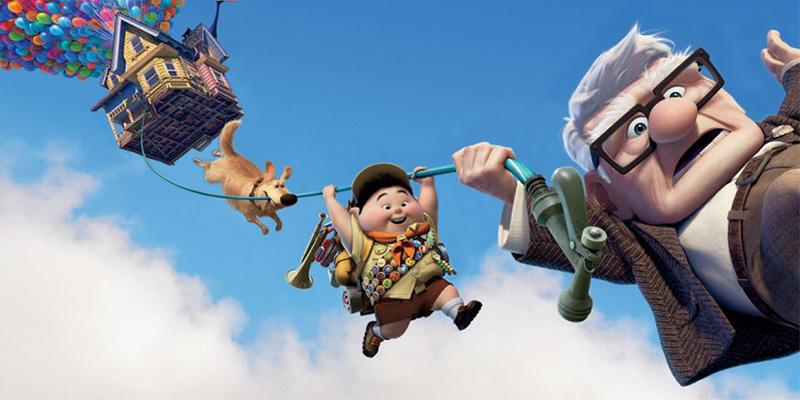 معرفی انیمیشن: بالا ۲۰۰۹ (Up)