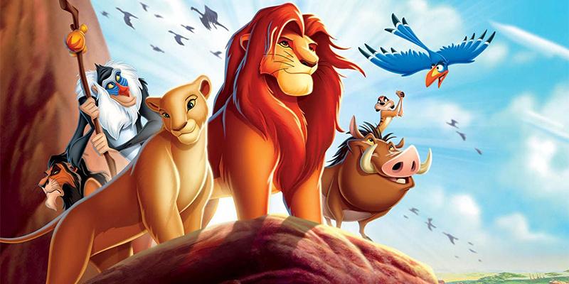 معرفی انیمیشن: شیرشاه (The Lion King)