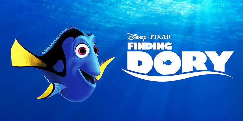 انیمیشن در جستجوی دوری (Finding Dory)