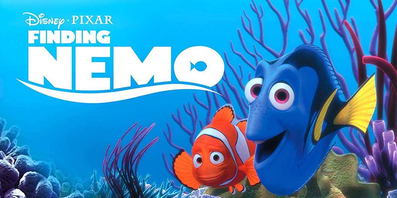 انیمیشن در جستجوی نمو (Finding Nemo)