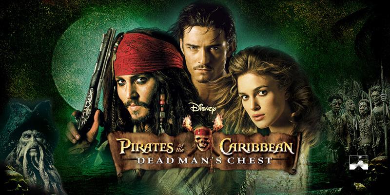 دزدان دریایی کارائیب: صندوقچه مرد مرده
