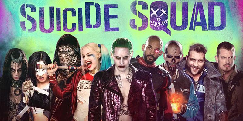فیلم جوخه انتحار (Suicide Squad)
