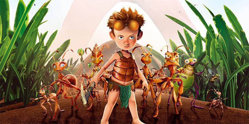 انیمیشن مورچه کش (The Ant Bully)