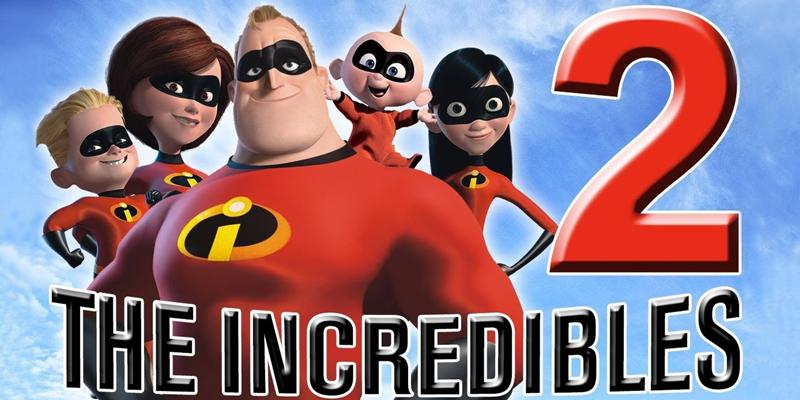 انیمیشن سگفت انگیزان 2 (Incredibles 2)