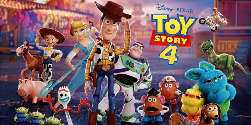 معرفی انیمیشن: داستان اسباب بازی ۴ (Toy Story 4)