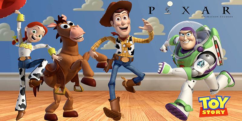 معرفی انیمیشن: داستان اسباب بازی (Toy Story)