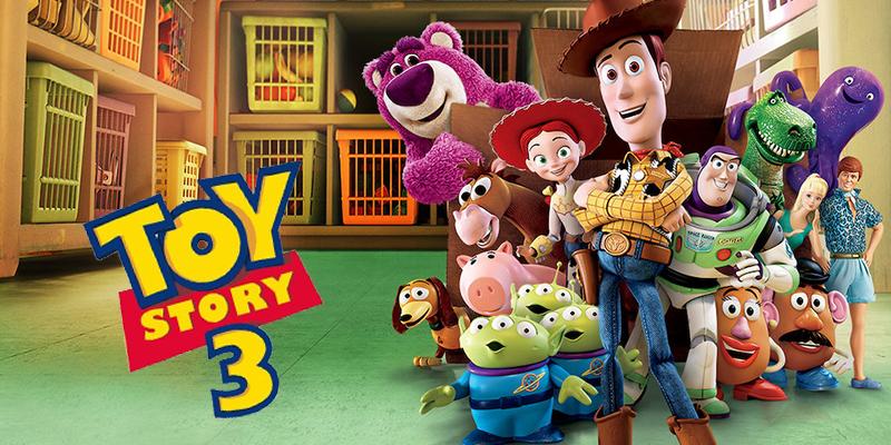 معرفی انیمیشن: داستان اسباب بازی ۳ (Toy Story 3)
