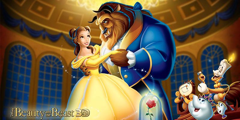 انیمیشن دیو و دلبر (Beauty and the Beast)