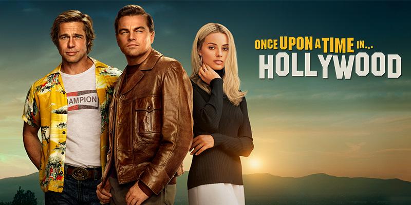 فیلم روزی روزگاری در هالیوود (Once Upon a Time in Hollywood)