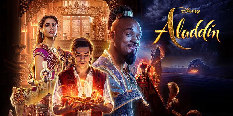 فیلم علاءالدین ۲۰۱۹ (Aladdin)