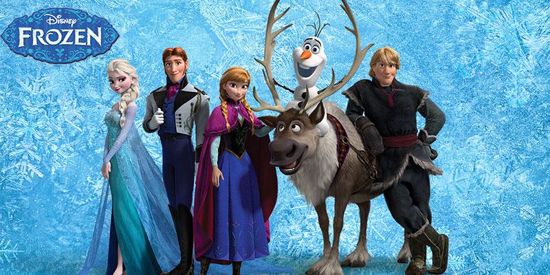 انیمیشن منجمد (Frozen)