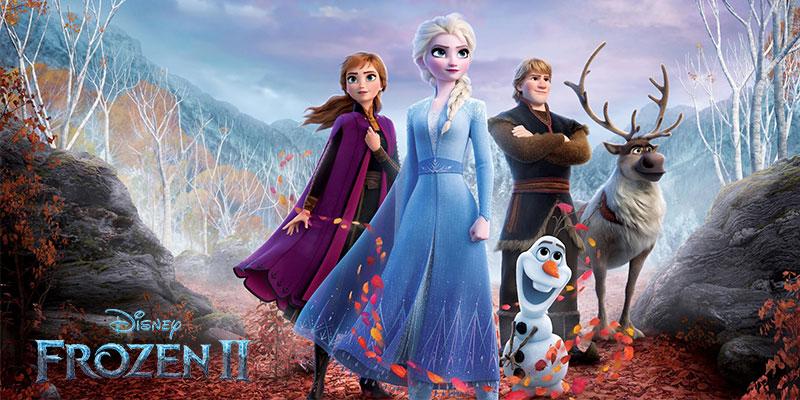 انیمیشن منجمد ۲ (Frozen 2)