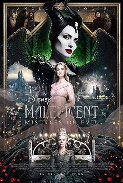 مالیفیسنت 2 : سردسته اهریمنان (یا معشوقه شیطان) (Maleficent: Mistress of Evil) - پوستر
